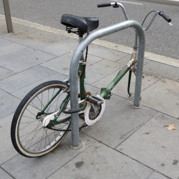 Der ganz normale Wahnsinn – Fahrrad fahren in BCN