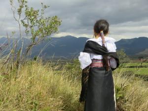 Ausblicke auf dem Rundweg um den Cuicocha